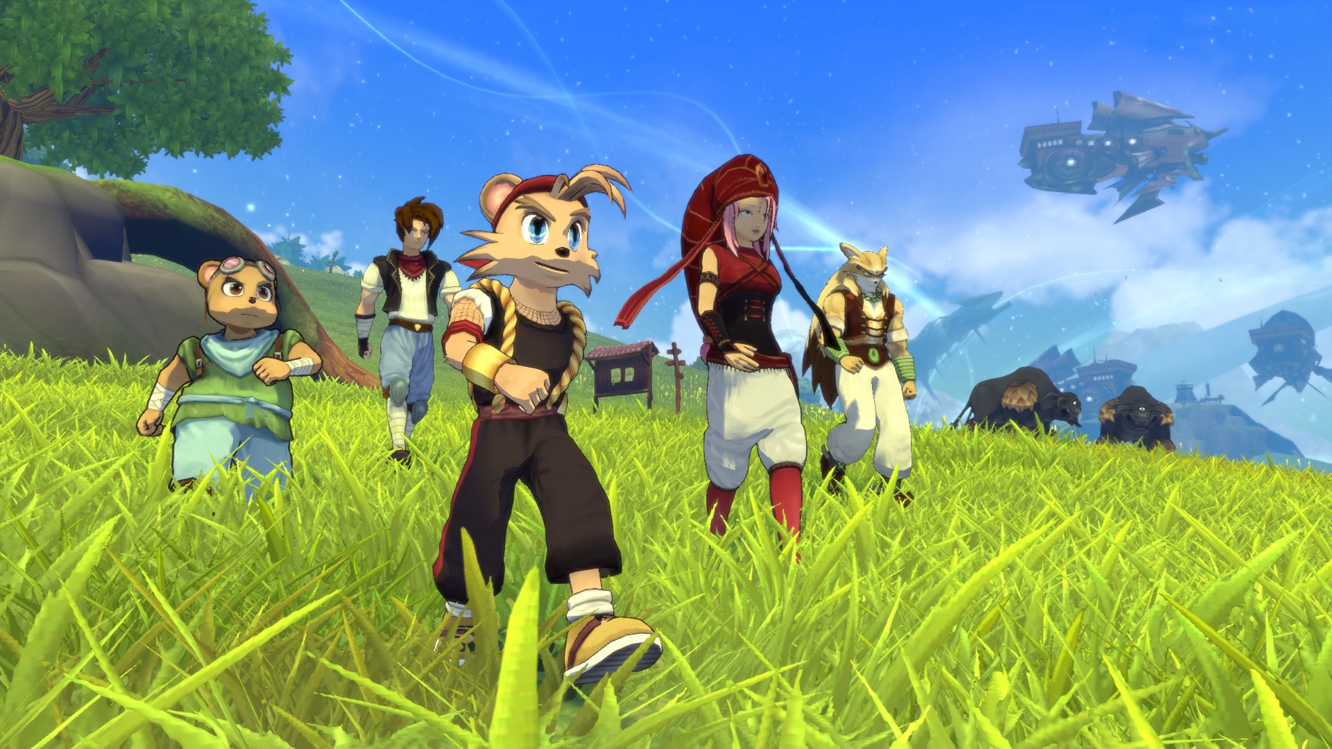 Shiness: The Lightning Kingdom (Steam Global Account)