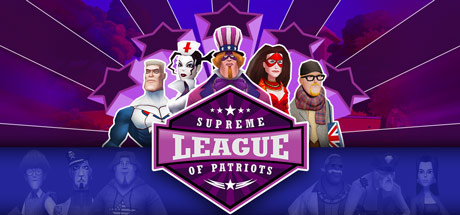 Supreme League of Patriots Issue 1: A Patriot Is Born (Steam Global Account)