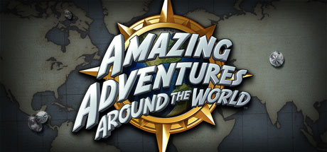 Amazing Adventures Around the World (Steam Global Accou