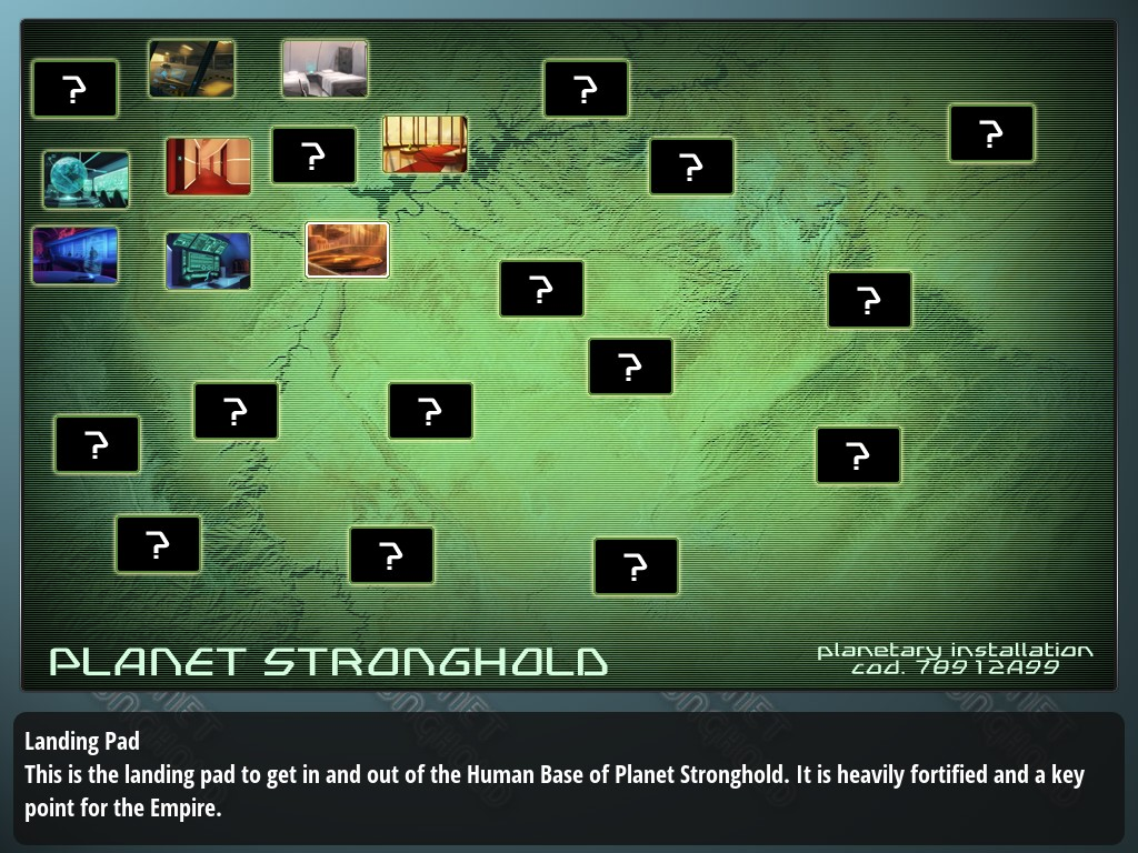 Planet Stronghold (Steam Global Account)