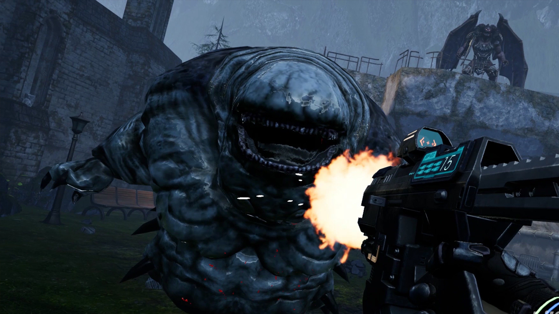 Hellgate VR (Steam Global Account)