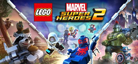 LEGO Marvel Super Heroes 2 (Steam Global Account)