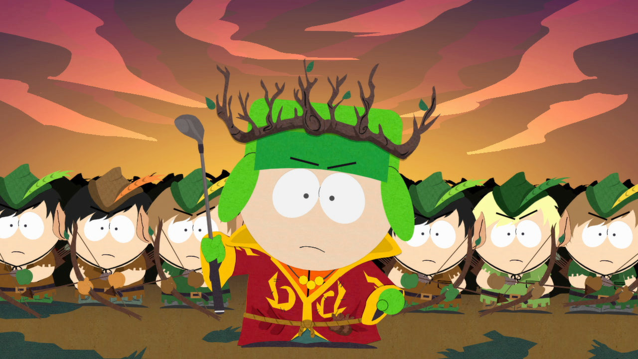 South Park The Stick of Truth Ultimate Fellowship Pack