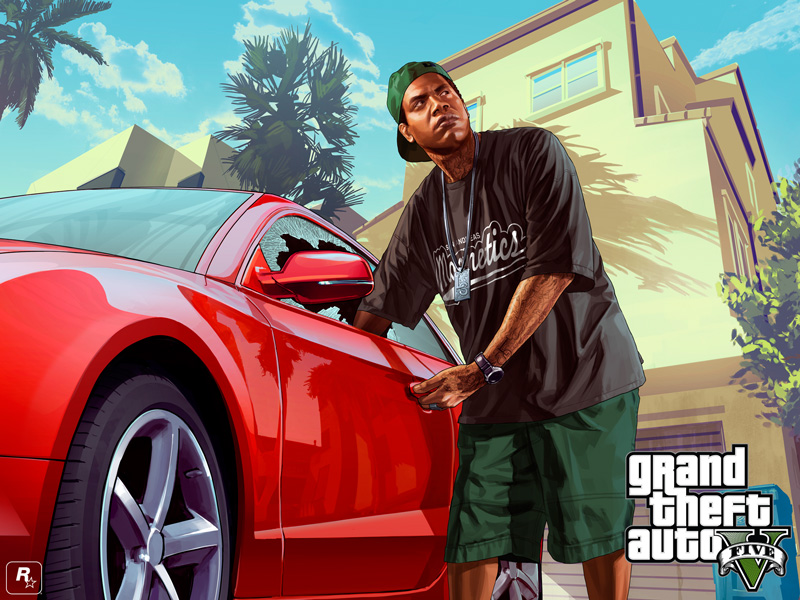Grand Theft Auto V / GTA 5 Steam, RU / CIS + $1 350 000