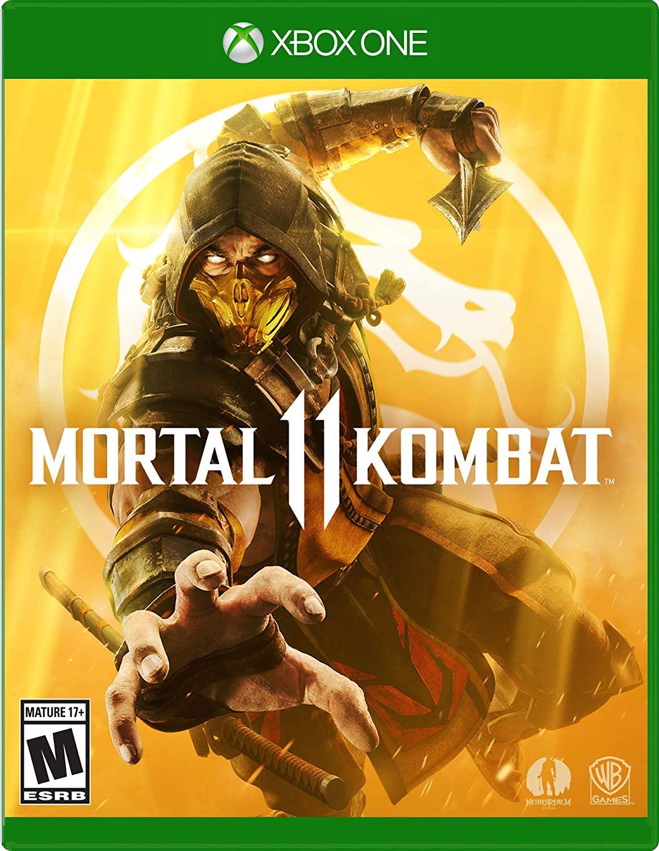 Mortal Kombat 11 2019
