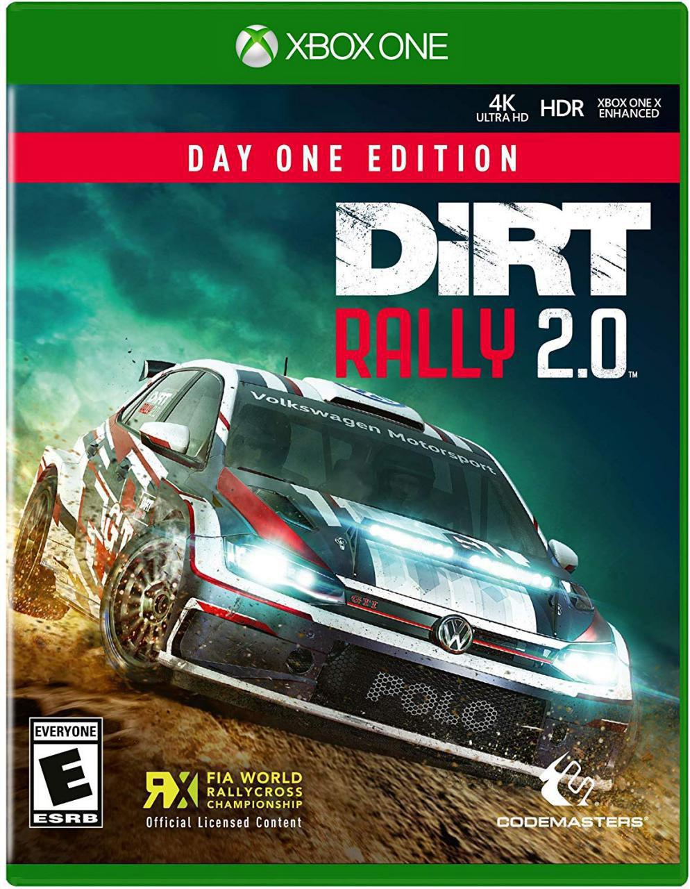 DiRT Rally 2.0 Digital Deluxe Edition