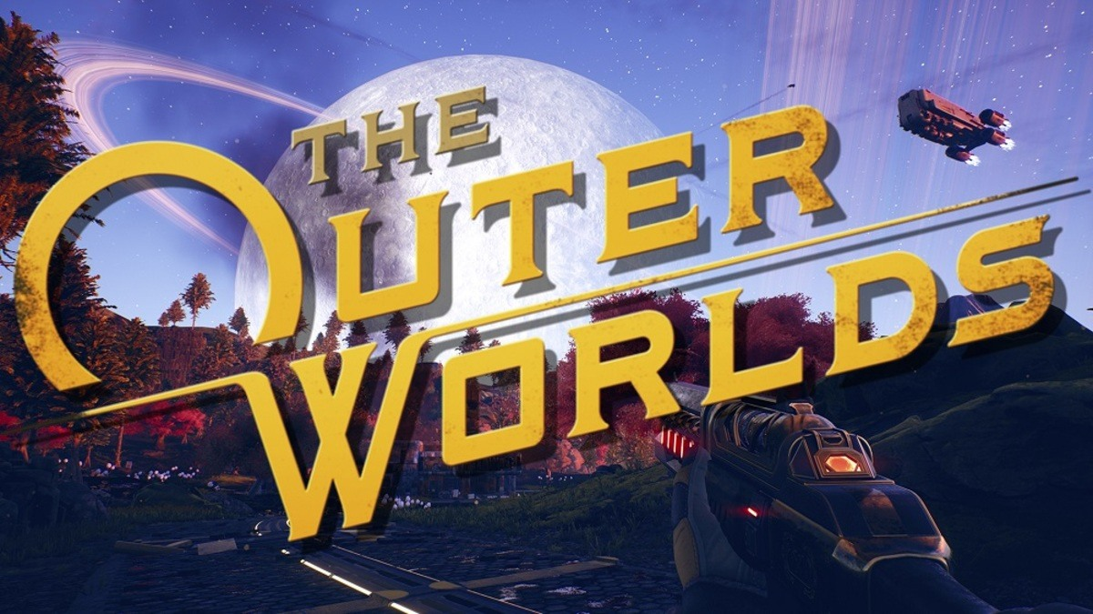 THE OUTER WORLDS INSTANT EPIC GAMES GLOBAL FREE PC
