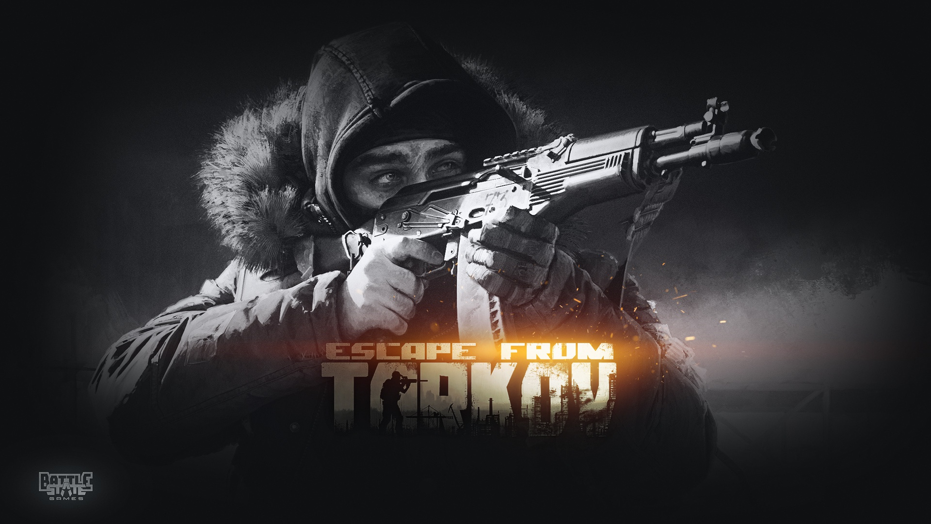 ESCAPE FROM TARKOV STANDARD REGION GLOBAL FREE LICENSE