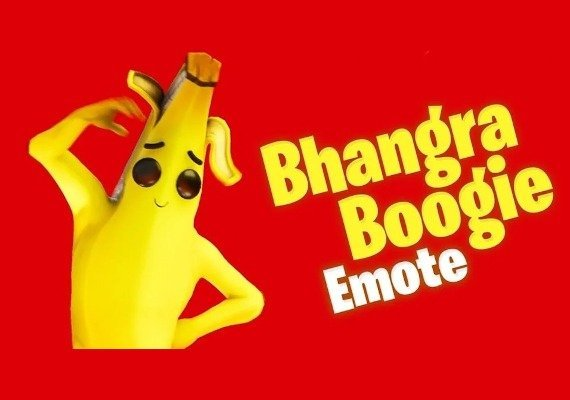 FORTNITE - BHANGRA BOOGIE EMOTE DANCE INSTANT +DISCOUNT