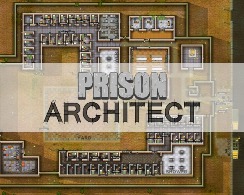 Prison Architect Standard (RU+CIS)
