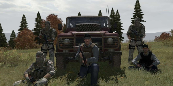 Arma 2: Combined Operations +DayZ mod (Steam / RU+CIS)