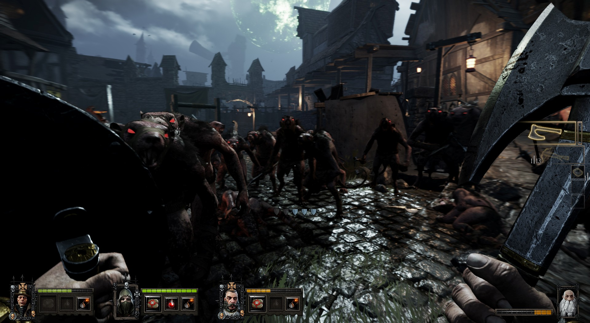 Warhammer: End Times - Vermintide (RU+CIS) Steam Gift