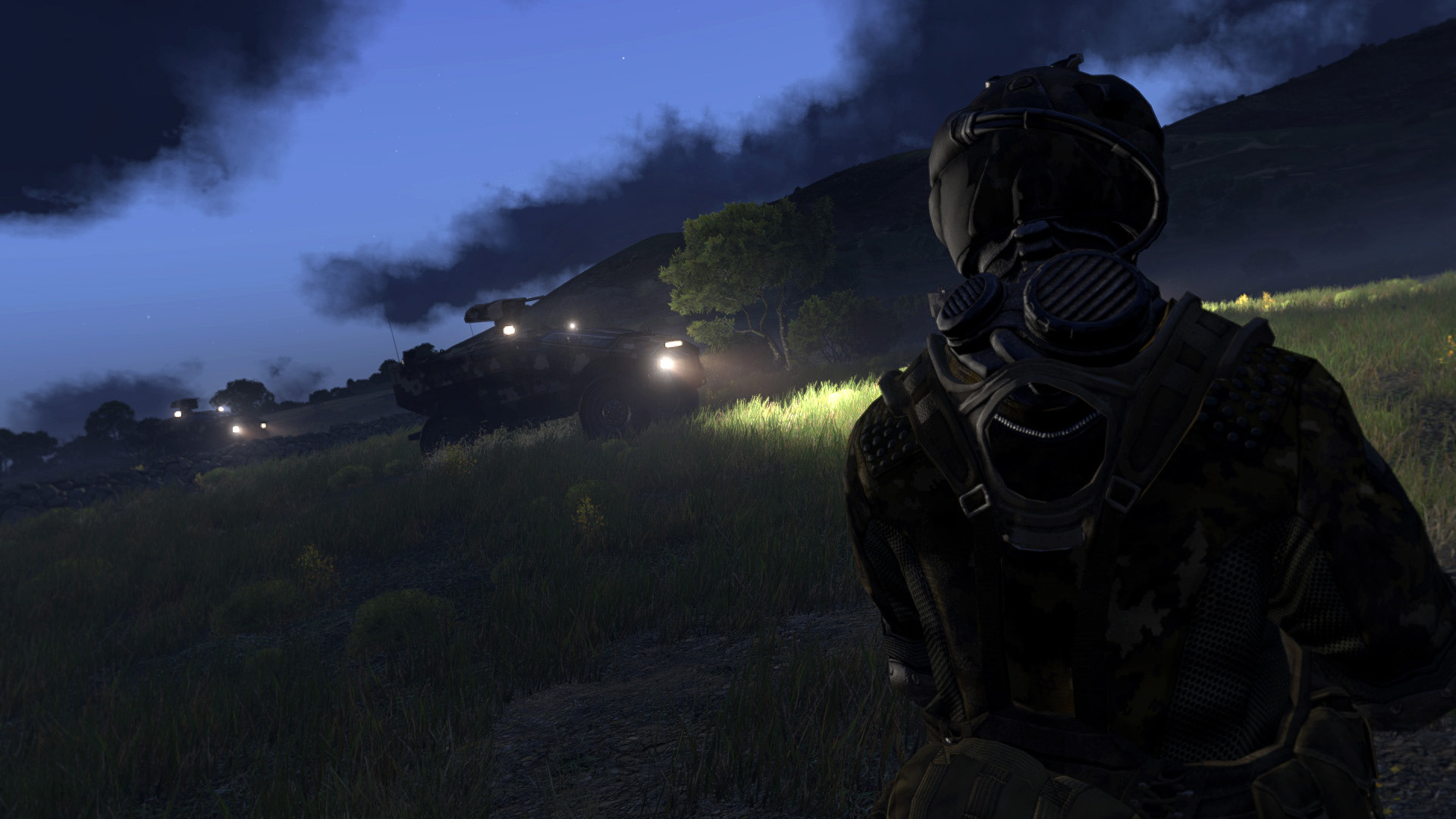 Arma 3 (RU+CIS) Steam Gift