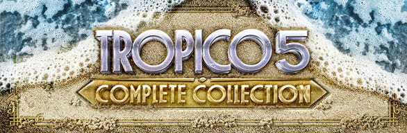 Tropico 5 - Complete Collection (RU+CIS) Steam Gift