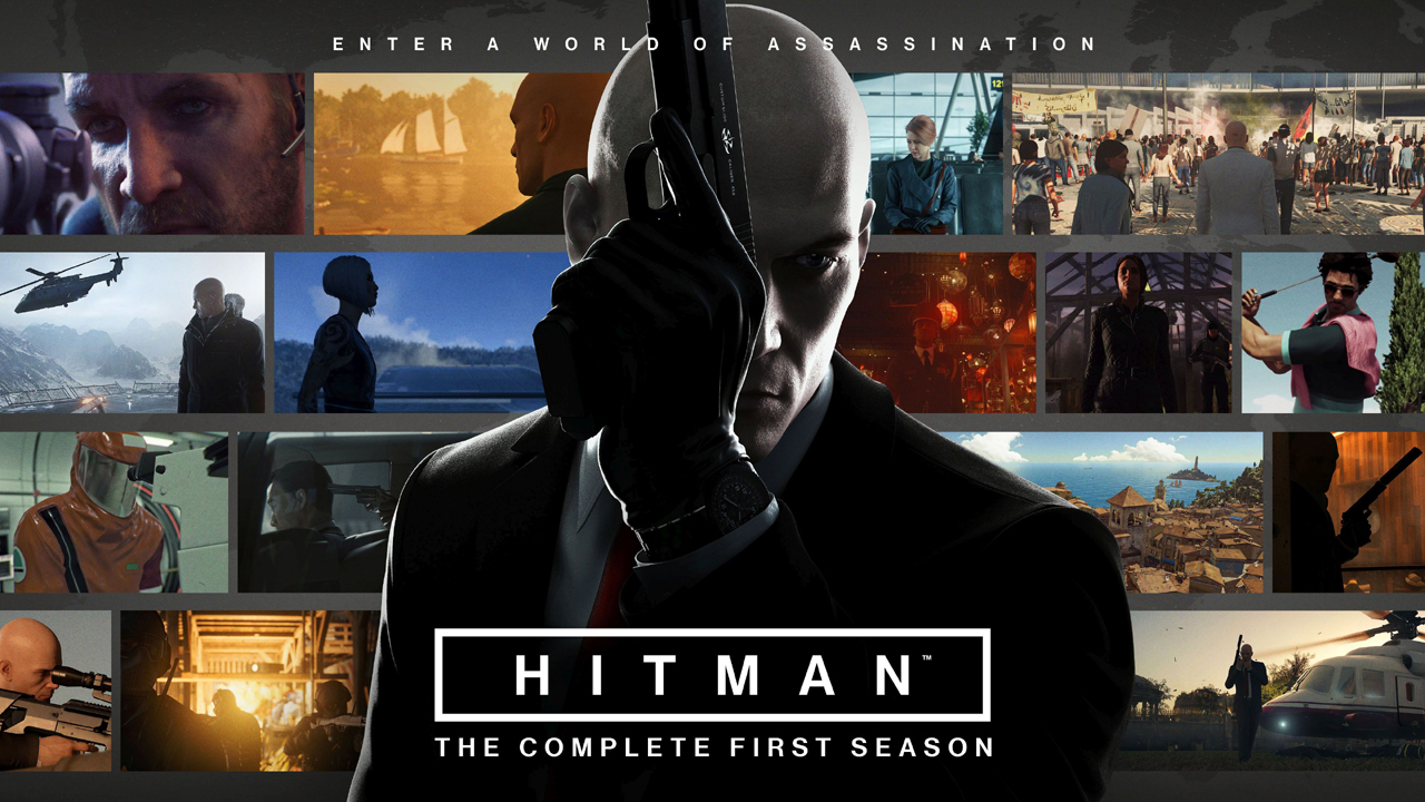HITMAN™: THE COMPLETE FIRST SEASON (RU+CIS) Steam Gift