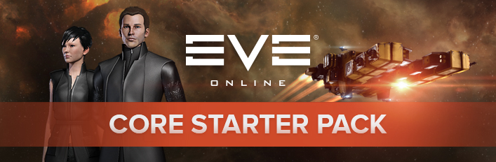 EVE Online - Core Starter Pack (RU+CIS) Steam Gift