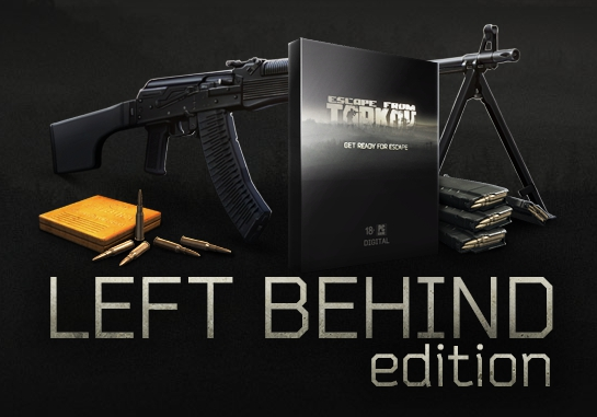Escape from Tarkov Left Behind Edition (RU/CIS ONLY)