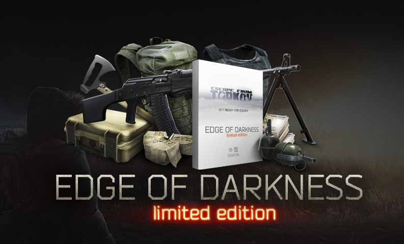 Escape from Tarkov Edge of Darkness (REGION FREE)