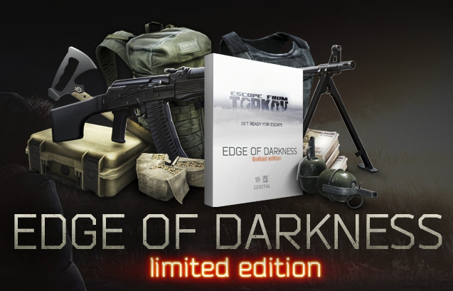 Escape from Tarkov Edge of Darkness (RU/CIS ONLY)