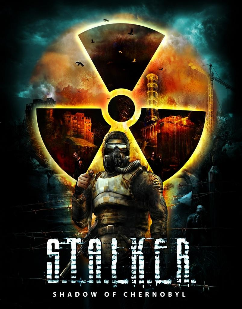 S.T.A.L.K.E.R Shadow of Chernobyl/ Steam key+Clear sky
