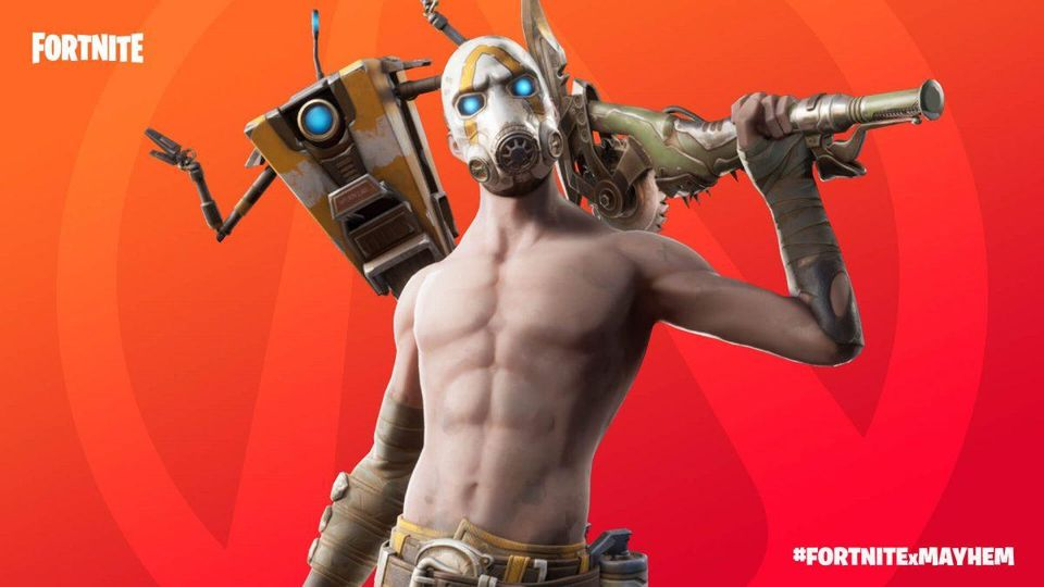 ⭐PSYCHO BUNDLE⭐ SKIN FORTNITE / + GAME GIFT