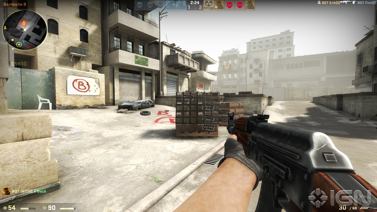 Counter strike global offensive торрент бесплатно (2,28 гб).