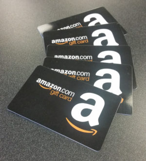 Buy 1 Usd Amazon Gift Card Usa Original And Download