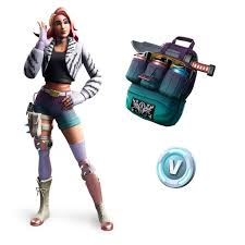 Fortnite: Battle Royale - The Wilde Pack (USA, Xbox)