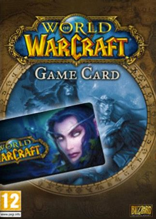 World of Warcraft ⚔️ time card 30 days US