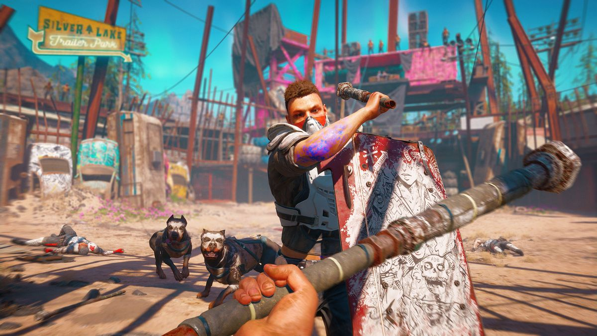 Far Cry: New Dawn 🔑 Uplay Key (region EU)