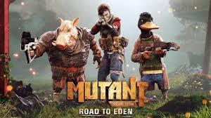 Mutant Year Zero: Road to Eden 🔑STEAMKEY GLOBAL 2019