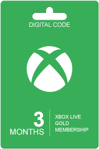 Xbox Live Gold - 3 months 🔑 GLOBAL 2019