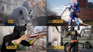 PUBG XINGHUN´S CRATE 🧰 (LEGAL CODE) Region Free
