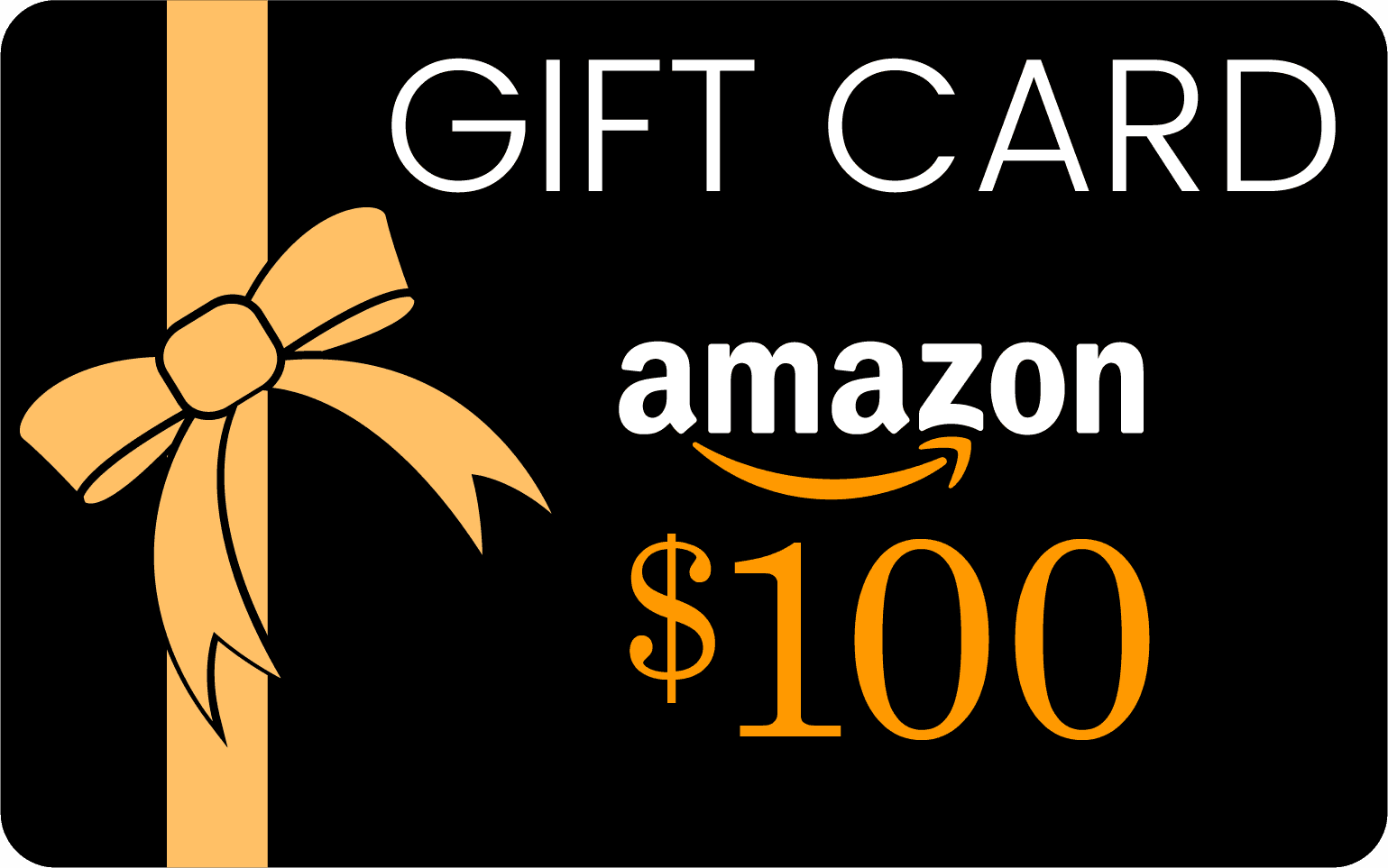 100$ AMAZON.COM Gift Card (US Only)