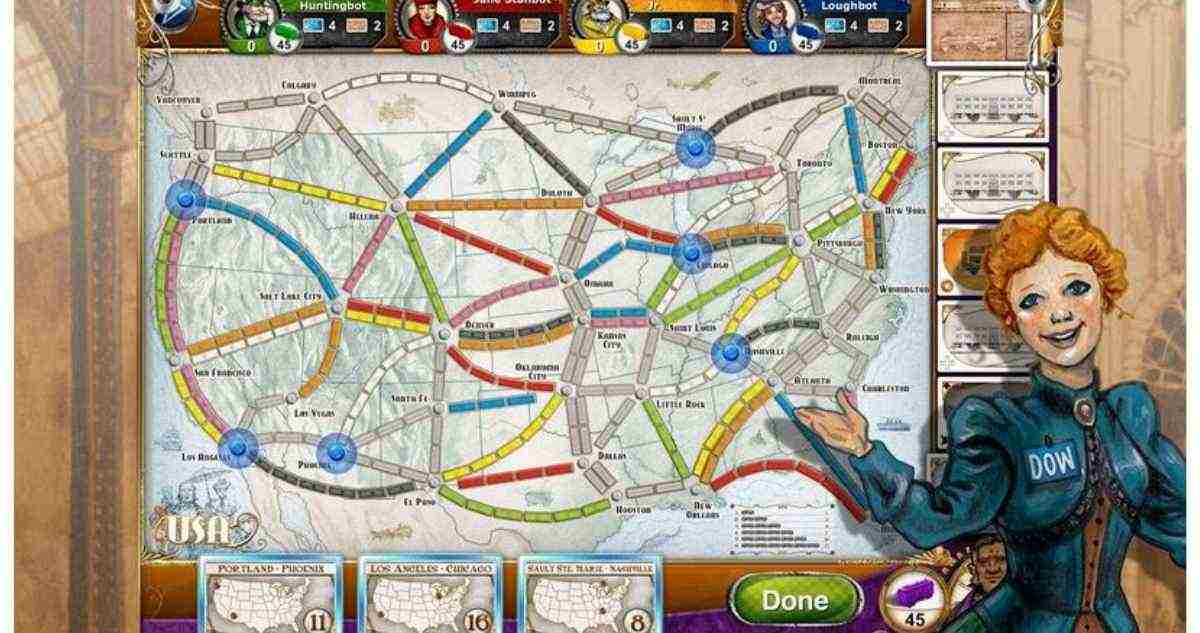 Buy Ticket to Ride - Epic Games account rent and download