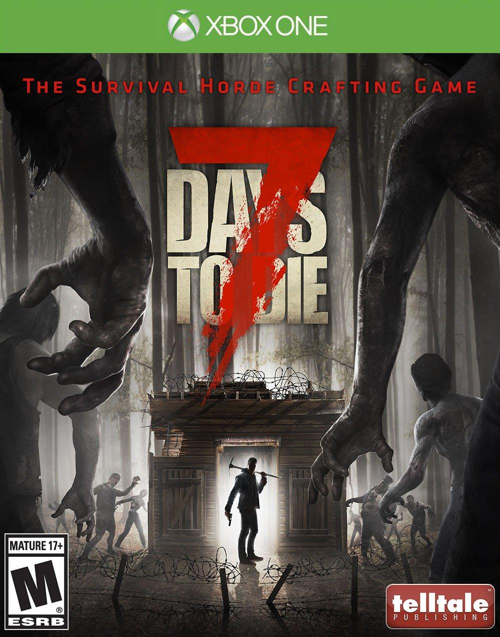 7 Days to Die - Xbox One Digital  KEY