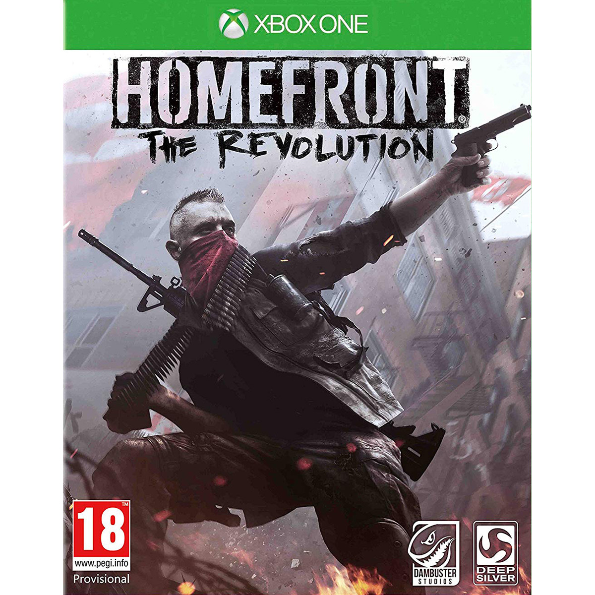 Homefront: The Revolution - Xbox One Digital  KEY