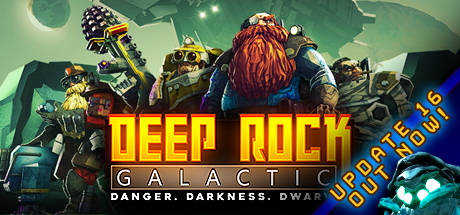 Deep Rock Galactic (Steam Gift RU)
