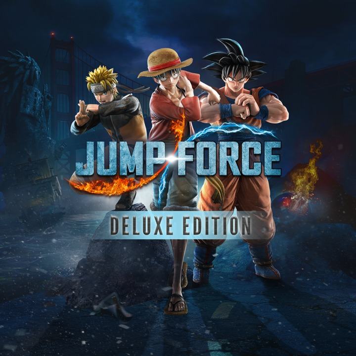 JUMP FORCE Deluxe Edition (Steam Gift RU)