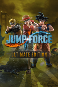 JUMP FORCE Ultimate Edition (Steam Gift RU)