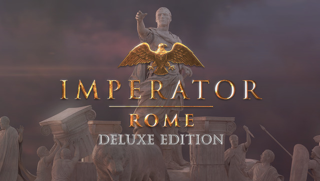 Imperator: Rome Deluxe Edition (Steam Gift RU)