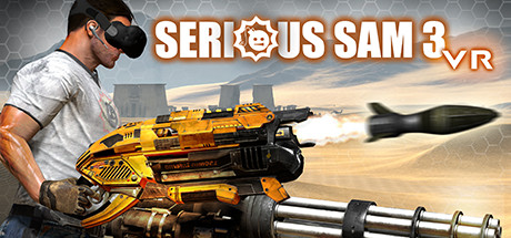Serious Sam VR: BFE (Steam Gift RU)