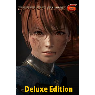 DEAD OR ALIVE 6 Digital Deluxe Edition with Bonus 2019