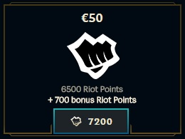 League of Legends (EU) - RP on Nordic or West 2019