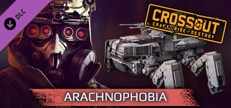 Crossout - Arachnophobia Pack DLC (Steam Gift RU)