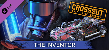 Crossout - The Inventor Pack DLC (Steam Gift RU)