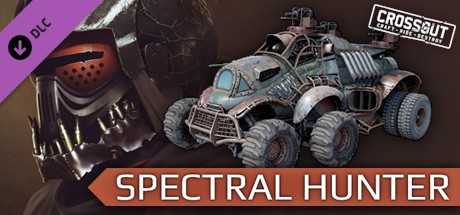 Crossout - Spectral Hunter Pack DLC (Steam Gift RU)