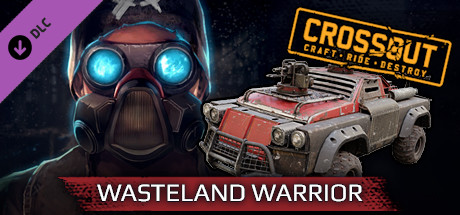 Crossout - Wasteland Warrior Pack DLC (Steam Gift RU)