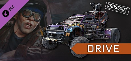 Crossout - Drive Pack DLC (Steam Gift RU) 2019