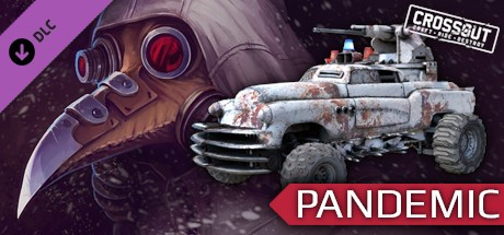 Crossout — Pandemic Pack DLC (Steam Gift RU)